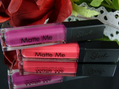 matte me by sleek fandango purple brink pink rouge à lèvres