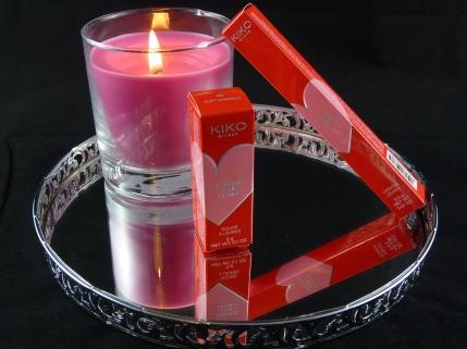 Perfect lips endless love soft marsala kiko rouge à lèvres crayon cœur bff collection
