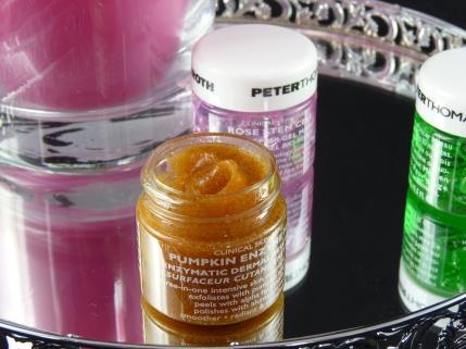 mini mask magik peter thomas roth simplement marilyne citrouille concombre rose gel soin masque visage crème