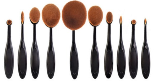 Makeupbrushes