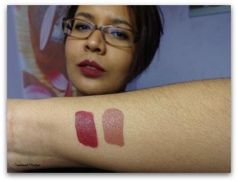 Prune charleston brun twist rouge à lèvres mat hysteria arcancil paris swatch avis revue maquillage