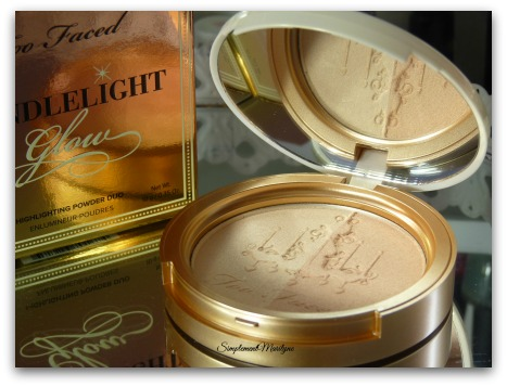 simplement marilyne Too-Faced-candelight-glow haul sephora masque tissus avocat hello kitty vernis herome estee lauder make up for ever too faced candelight glow achats produits