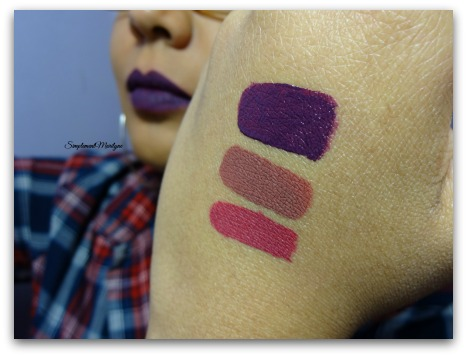 Swatches-colouredraine Rouge à lèvres liquide colouredraine coloured raine bachelorette sorbet raine fever swatches revue swatch ral simplement marilyne