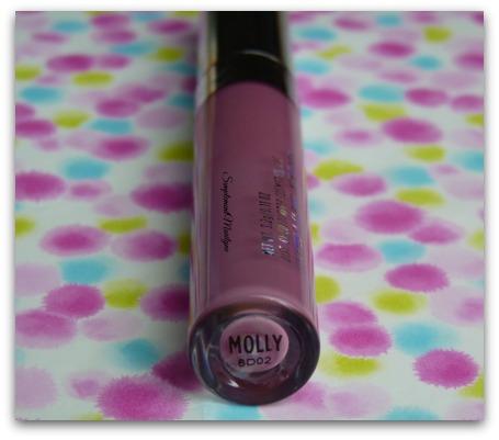 Molly-colourpop Molly ultra satin lips swatch rouge à lèvres liquide velour colourpop simplement marilyne