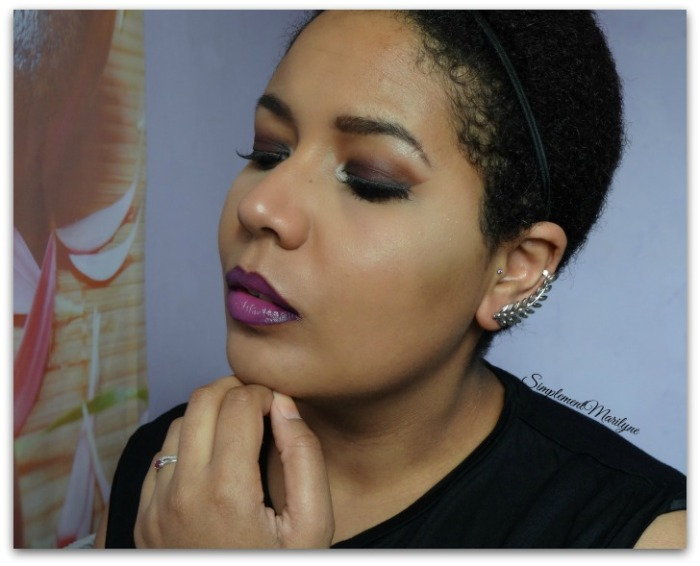 monday shadow challenge smoky-sweet-peach too faced ombré lips coloured raine raine fever mac simplement marilyne