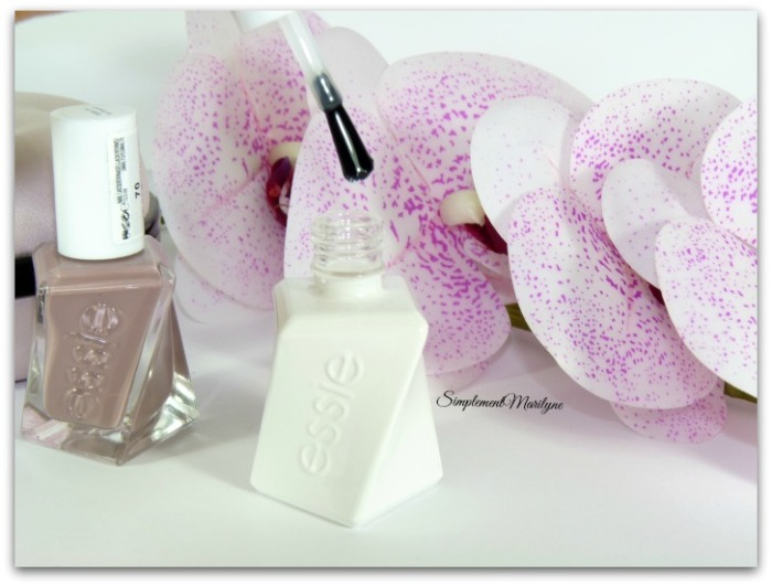 top coat essie gel couture take me to thread essie 70 vernis to coat nailpolish avis revue sephora simplement marilyne