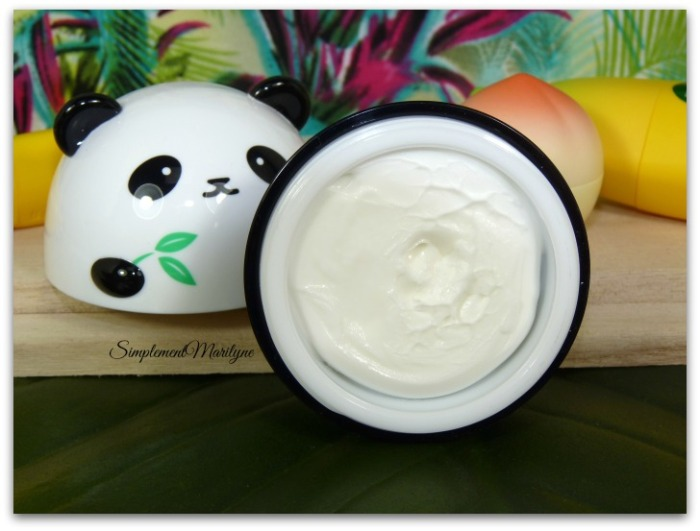 hand creme tonymoly texture mains panda haul sephora simplement marilyne