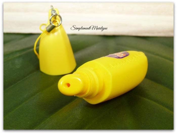 Lip balm banana tonymoly embout banane baume à lèvres haul sephora simplement marilyne