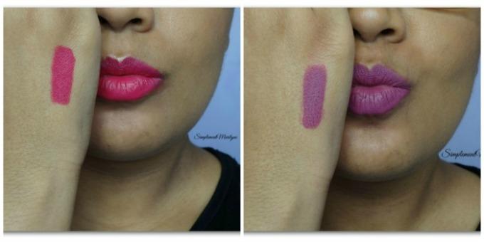 Poppin Back Up ColourPop rouge à lèvres lippie stix swatches couleur pour l'été simplement marilyne