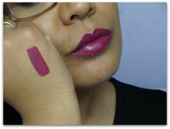 Swatch ColourPop Panda Ultra satin lips rouge à lèvres liquides simplement marilyne