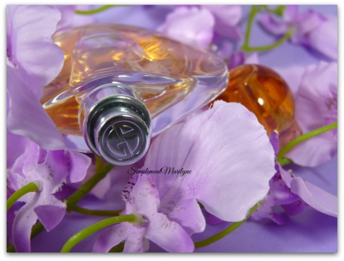 Giorgio armani sun di gioia parfum été floral oriental délicat simplement marilyne
