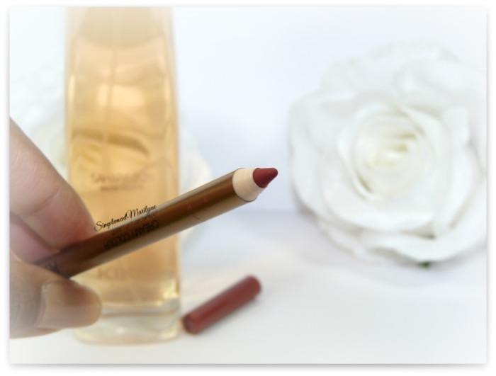 kiko milano crayon à lèvres 304 wine haul nouveauté simplement marilyne