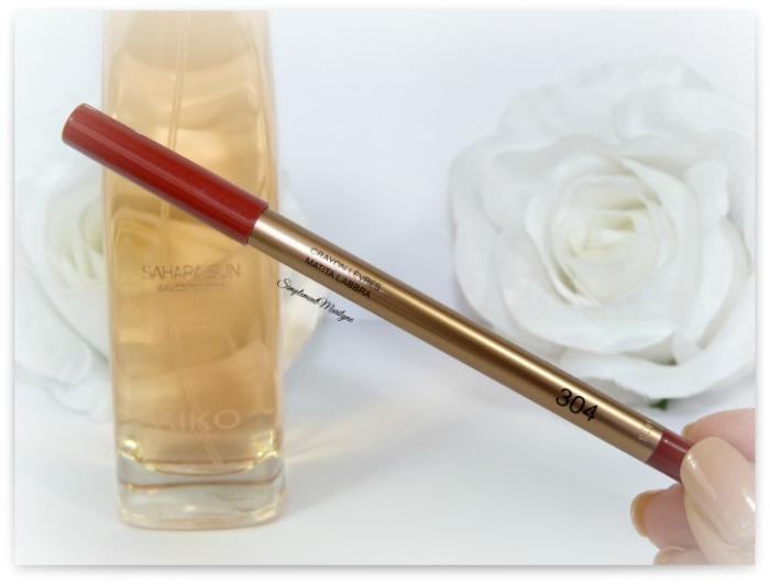 kiko milano crayon à lèvres wine haul nouveauté simplement marilyne