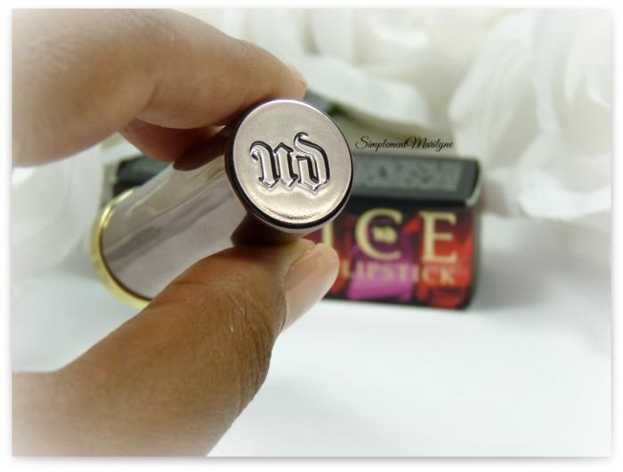 lipstick ud vice 1993 urban decay comfort matte lipstick simplement marilyne