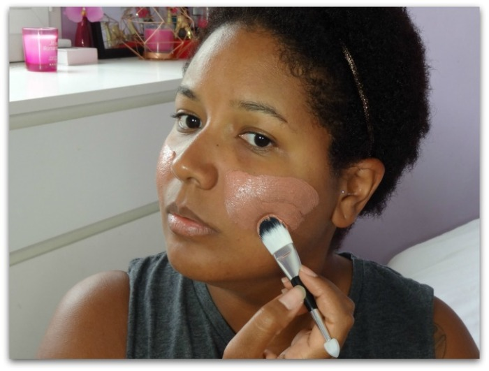 masque lissant application argile pure skincare gommage l'oreal paris simplement marilyne