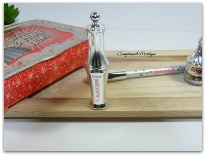 ready set brow ka-brow benefit Bigger & bolder brows Accessoires et produits sourcils ready set brow high brow abracadabrow sourcils clairsemés simplement marilyne