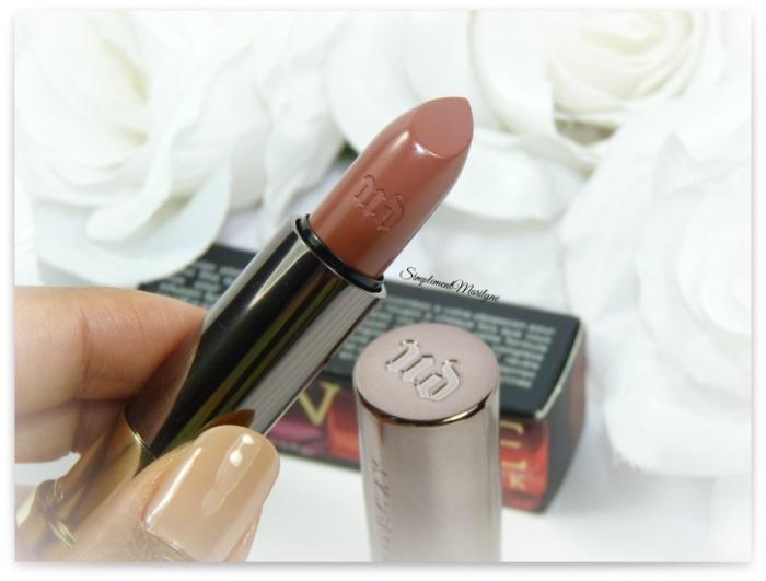 ud lipstick 1993 vice urban decay comfort matte rouge à lèvres simplement marilyne