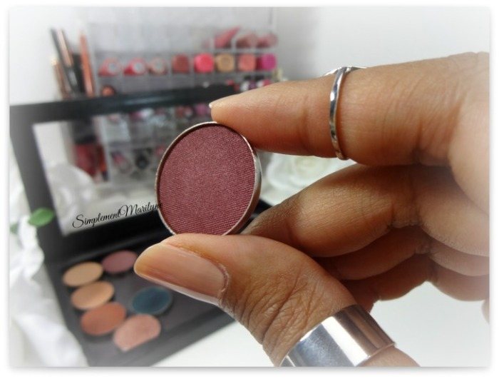 burlesque makeup geek eyeshadow pan z palette fard à paupière mug simplement marilyne