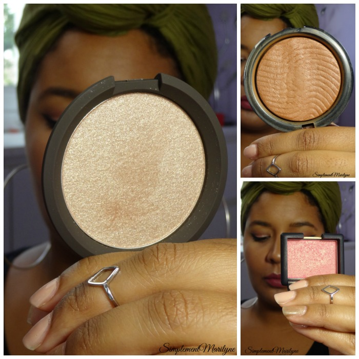Opal Becca Makeup for Ever Pro fusion bronze Orgasm Nars maquillage teint produits simplement marilyne