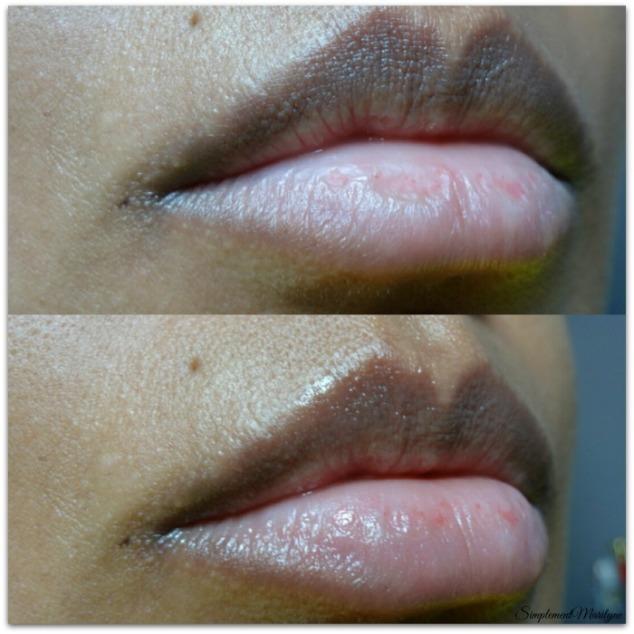 avant apres glamglow plumprageous matte lip soin mat pour les levres simplement marilyne avant après avis