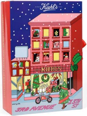 Calendrier de l'avent Kiehl's