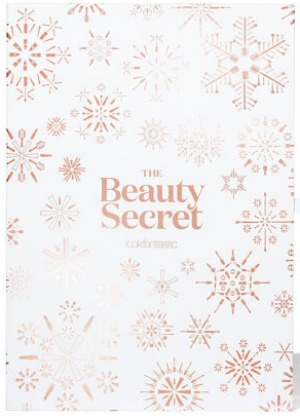 lookfantastic the beauty secret calendrier de l'avent