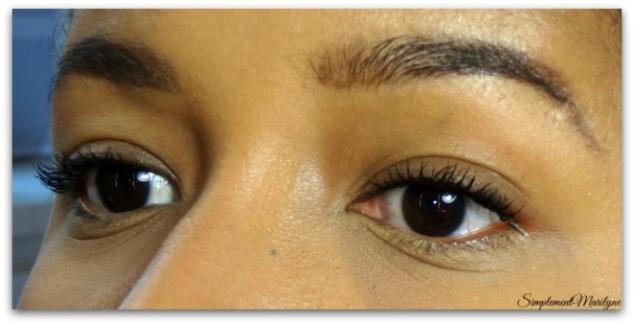 mascara volume millions de cils fatale sourcils benefit ka-brow sourcils recourbés volume noir intense simplement marilyne