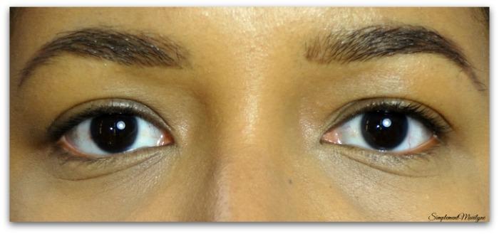 sans mascara yeux sourcils benefit ka-brow simplement marilyne