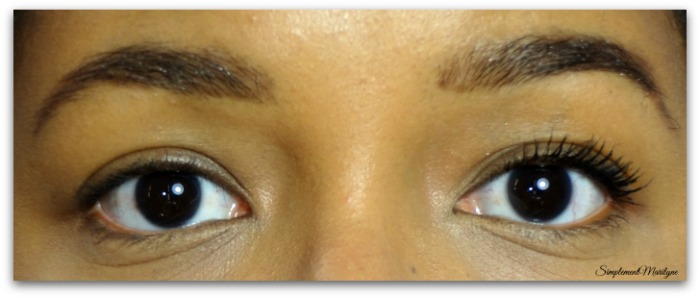 mascara volume millions de cils fatale l'oréal paris oeil avec et sans simplement marilyne sourcils benefit ka-brow