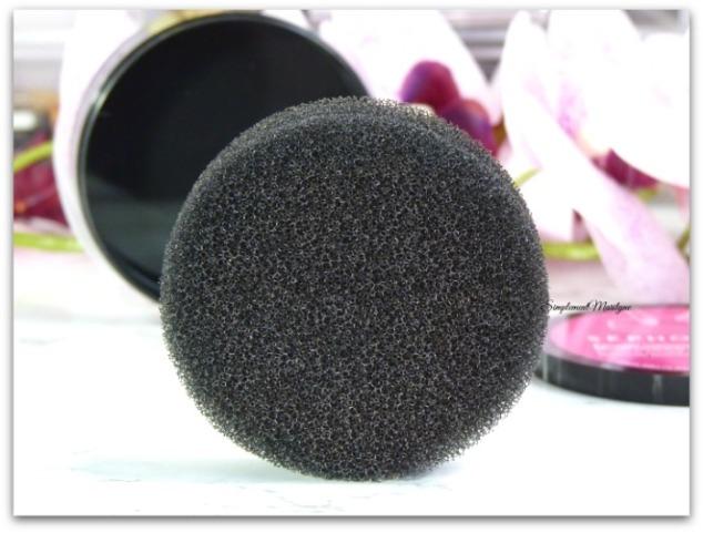 éponge nettoyante eponge pinceaux sephora texture buns brush cleaning sponge sans eau ni savon petit prix simplement marilyne