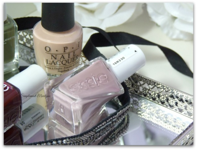 opi samoan sand essie take me to thread vernis à ongles nail lacquer emme stella&dot simplement marilyne