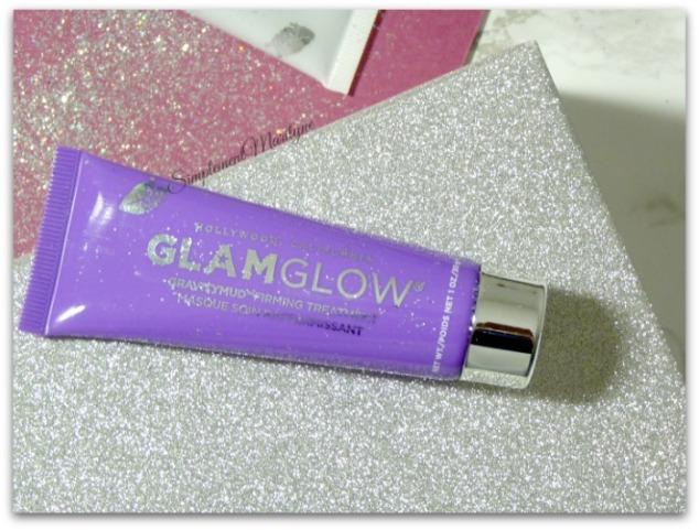 gravitymud glamglow masque soin raffermissant simplement marilyne