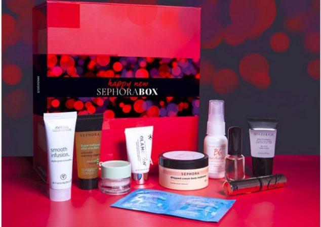 box sephora