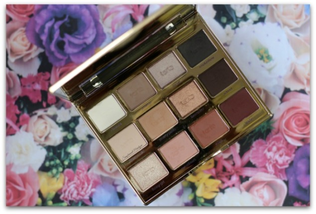 Tartelette-in-bloom-clay-2-tarte-cosmetics-maquillage-palette-yeux-neutre-tons-chauds-charmer-jestsetter-rocker-flowerchild-smarty pants- firecracker-funny girl-sweetheart-rebel-leader-simplement-marilyne