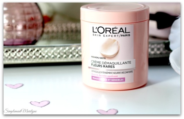 L'Oreal-Paris-creme-demaquillante-fleurs-rares-nouveau-geste-jasmin-rose-demaquillant--nourrisant-reconfrantant-simplement-marilyne-peaux-seches-sensibles-skin-expert