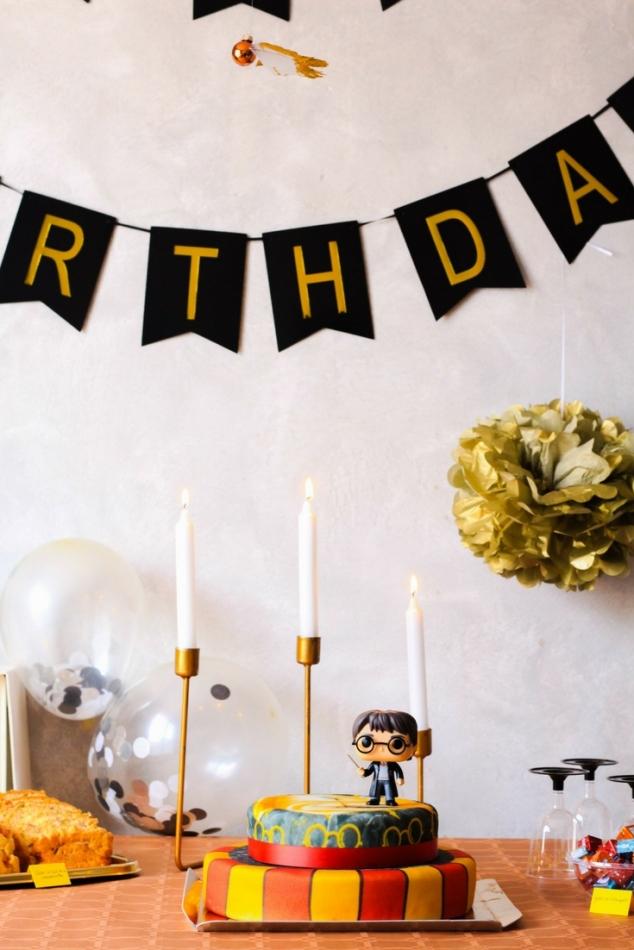 Votregateau Harry Potter Gryffondor anniversaire fille