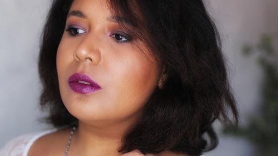 maquillage ton violet purple obsession panda colourpop abh modern renaissance zoeva smoky