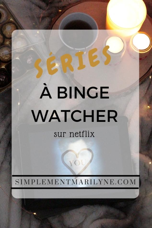 Ces séries à binge watcher sur Netflix
