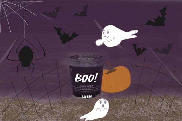 Halloween Boo de Lush, le nouveau slime de douche